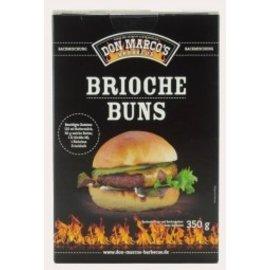 Don Marcos Brioche buns