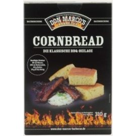 Don Marcos cornbread