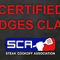 SCA steak Cooking  & Jury class