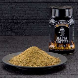 Don Marcos Don Marco's Mafia Coffee