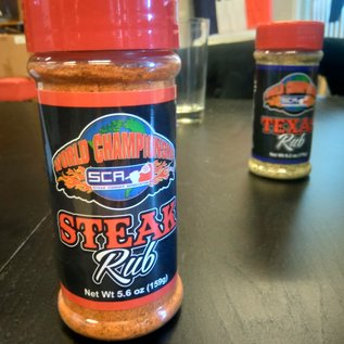 SCA Steak Rub