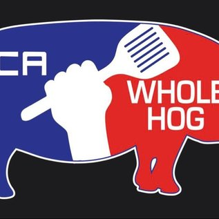 SCA Whole Hog  Cooking  & Jury class