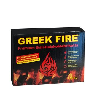 Greek Fire Briketten 3,5 kg