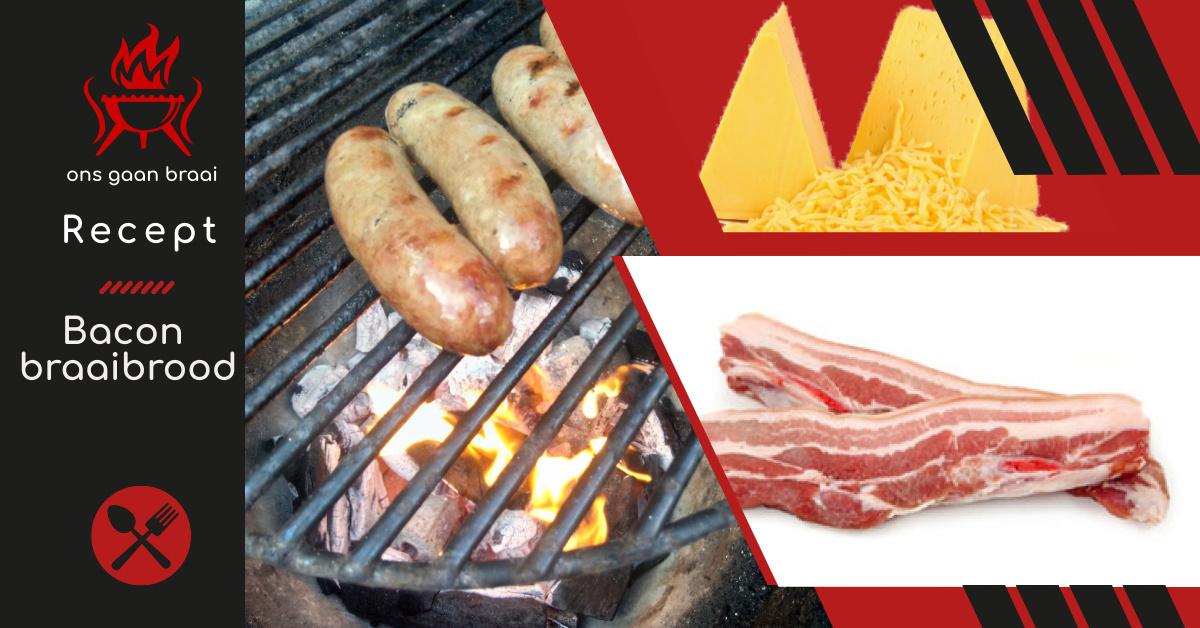 Bacon braaibrood