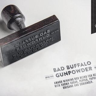 Règâh rub Règâh Rub Bad Buffalo Gunpowder