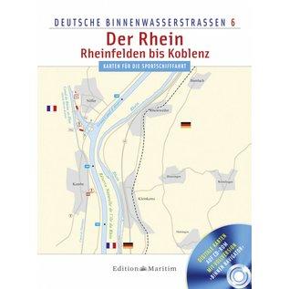 Delius Klasing Der Rhein – Reinfelden bis Koblenz