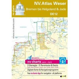 NV Verlag Duitsland DE 12 – Bremen tot Helgoland