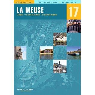 Editions du Breil Vaarkaart Frankrijk La Meuse - Moezel