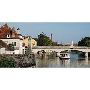 Editions du Breil Vaarkaart Frankrijk Loire-Nivernais-Du Breil
