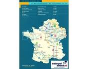 Frankrijk vaarwijzers