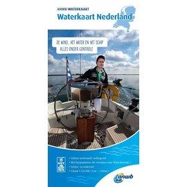 ANWB vaarkaarten ANWB Waterkaart Nederland