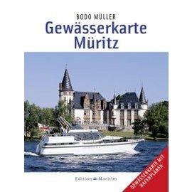 Delius Klasing Gewässerkarte Müritz