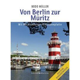 Delius Klasing Von Berlin zur Müritz