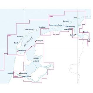 Hydrografische Dienst 1812 Waddenzee Oost