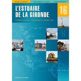 Editions du Breil Editions du Breil no. 16 - Vaarkaart Estuaire de la Gironde