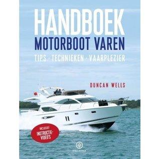 Hollandia Handboek motorboot varen - Hollandia