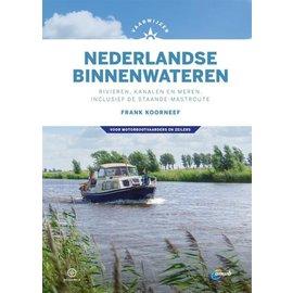 Hollandia Vaarwijzers Vaarwijzer Nederlandse Binnenwateren