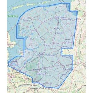 NV Verlag NV VERLAG Atlas NL6 Nederland Noord