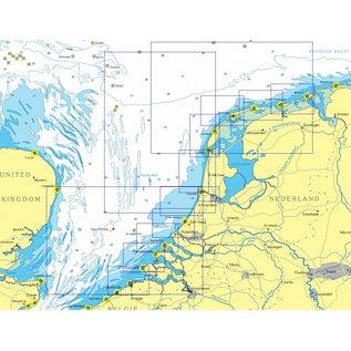 NV Verlag NV VERLAG Atlas NL1 - Borkum naar Oostende 2019