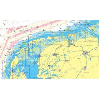 NV Verlag NV VERLAG Atlas NL2 Waddenzee