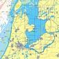 NV Verlag NV Atlas NL3 - Vaarkaart IJsselmeer en Randmeren 2019