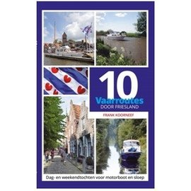 Hollandia 10 Vaarroutes Friesland