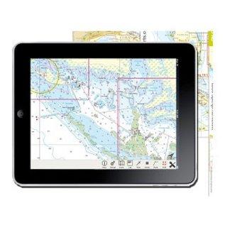 NV Verlag NV Atlas NL3 - Vaarkaart IJsselmeer en Randmeren