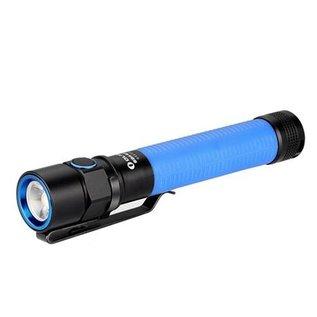 Olight S2 Baton Blauw 550 lumen led zaklamp