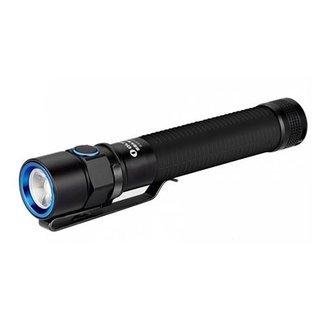 Olight S2 Baton Zwart 550 lumen led zaklamp