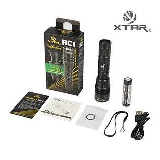 XTAR Xtar RC1 Darkwalker zaklamp voor watersport