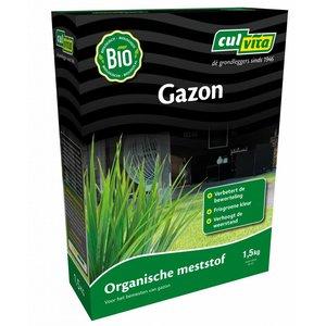 Organische Gazonmest
