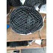 Bindbuis zwart 3 mm 1KG