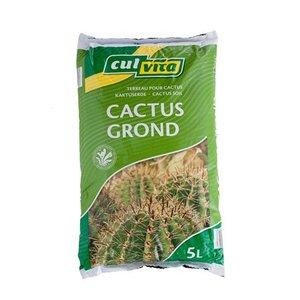 Cactuspotgrond 5L