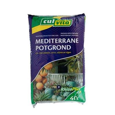 Mediterrane grond 40L