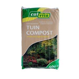 Verrijkte Tuincompost 40L