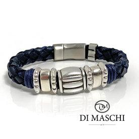 Lusso bleu armband