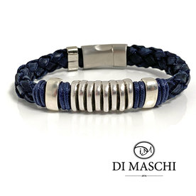 Lusso bleu 3 armband
