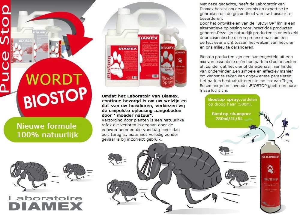 Diamex Diamex Shampoo BioStop