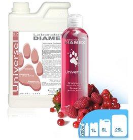 Diamex Shampoo Universeel Rood fruit