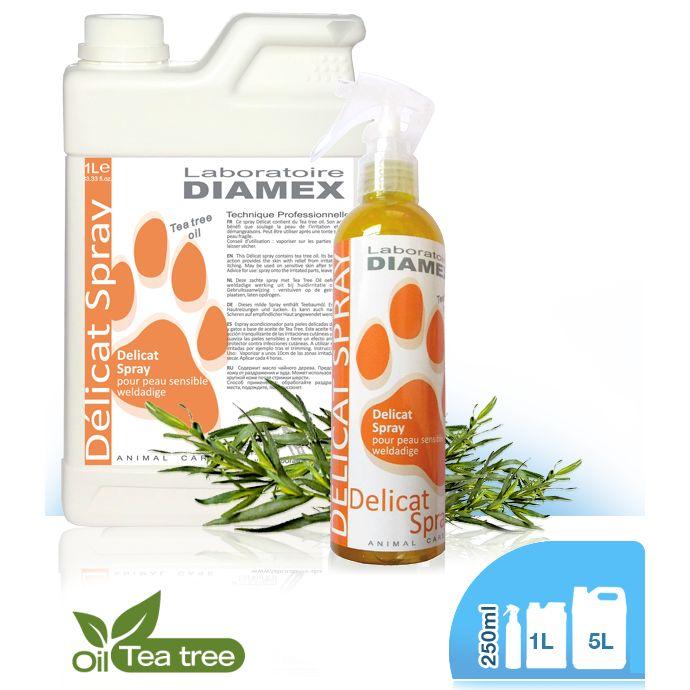 Diamex Diamex Delicat Spray voor honden