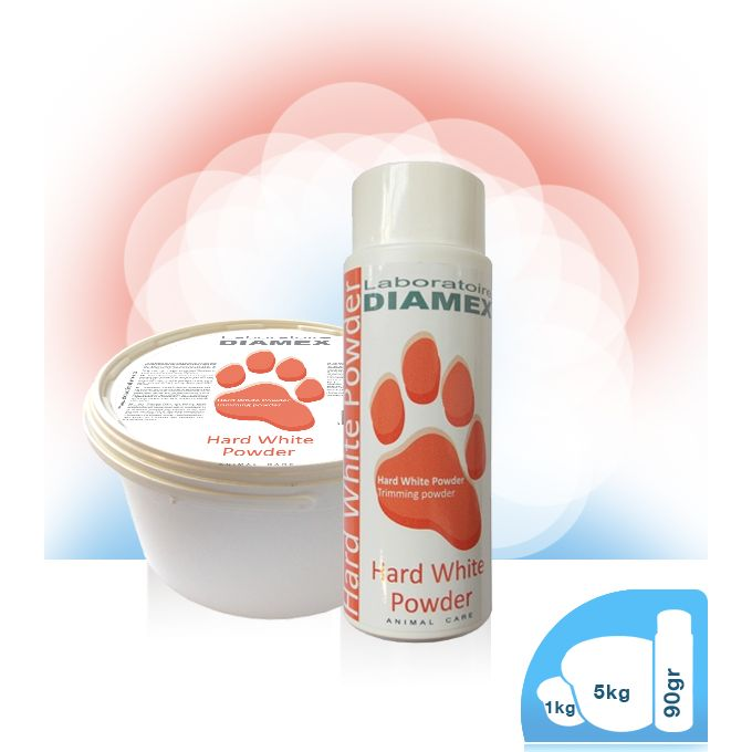 Diamex Diamex Hard Trimpoeder voor de hond