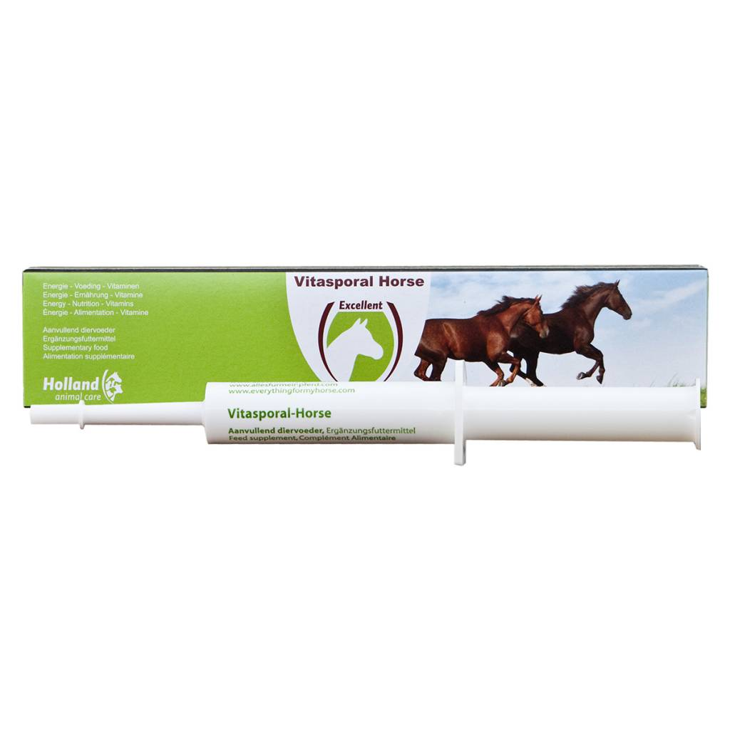 Excellent Excellent Vitasporal Horse