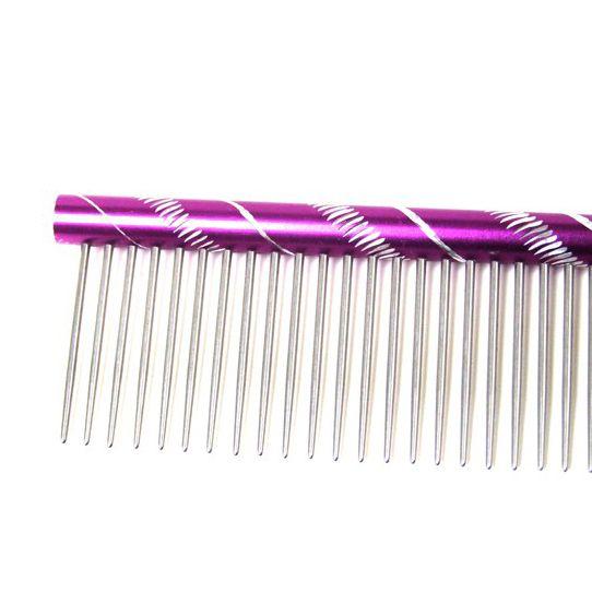 CleanPets (eigen merk) CleanPets grote metalen kam grof / medium