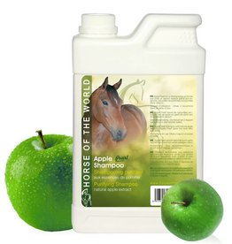 Horse of the World Apple Pearl shampoo