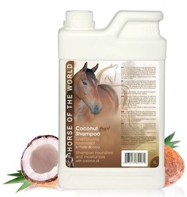 Horse of the World Coconut Pearl shampoo