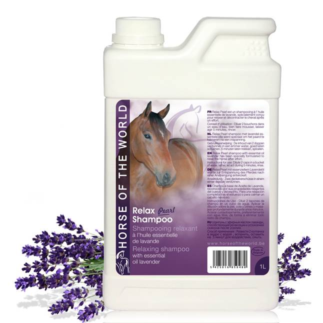 Horse of the World Horse of the World Relax Pearl shampoo