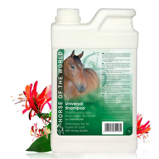 Horse of the World Horse of the World Universal Pearl shampoo