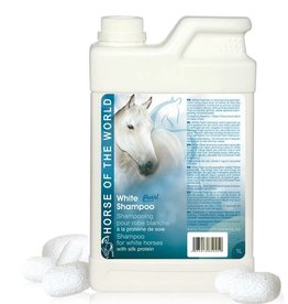 Horse of the World White Pearl shampoo