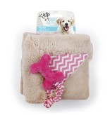 All for paws All for Paws (AFP) - Little Buddy Play Mat Green & Pink