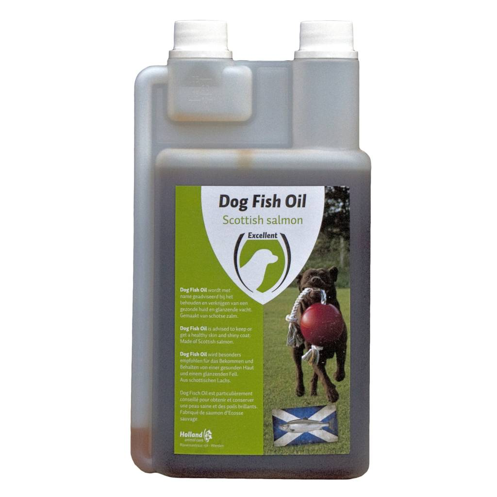 Excellent Excellent Dog Fish Oil - Original Salmon (Zalmolie)